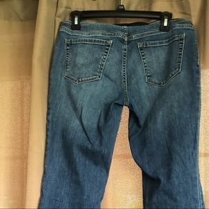 Isabel Maternity Bootcut Jeans Size 8